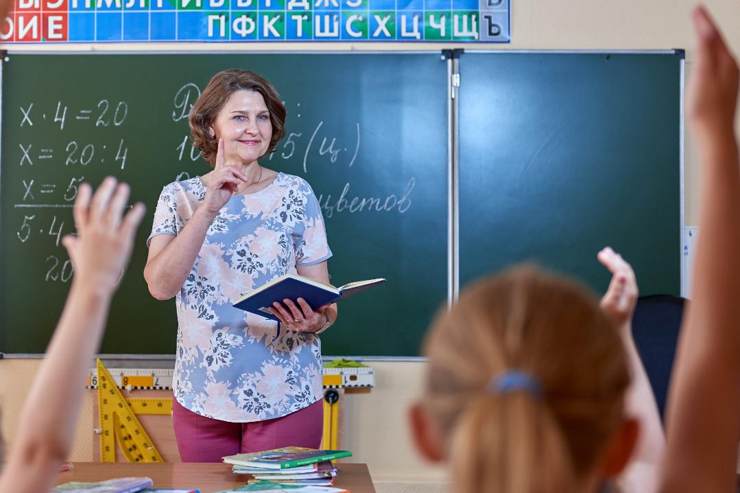 Минпросвещения России совместно с Рособрнадзором сократило бумажную нагрузку на учителей
